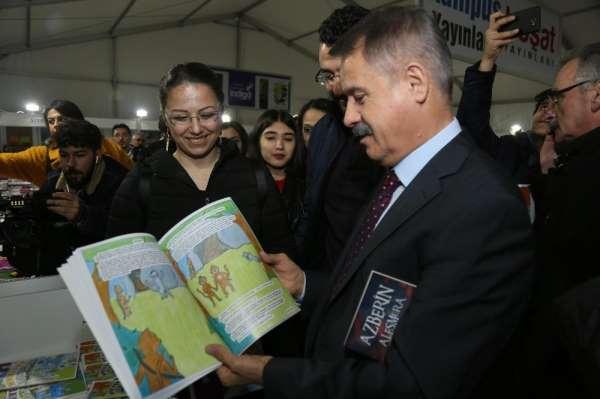 Atakum'da 'Kitap Günleri' başladı