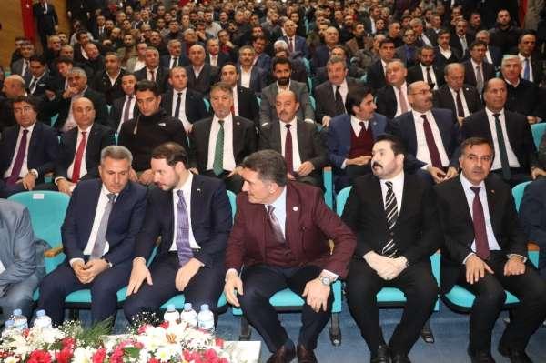 Bakan Albayrak: 'Türkiye ekonomik olarak zorlu süreci geride bıraktı'