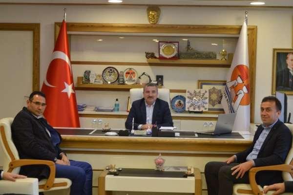 Başkan Özdemir: 'Amacımız su ve alt yapı hizmetlerini en üst düzeye çıkarmak'