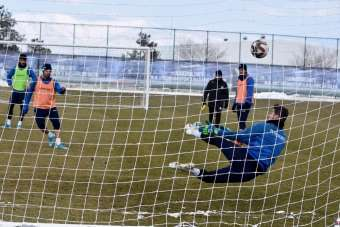 B.B.Erzurumspor, Adana Demirspor maçının hazırlıklarını tamamladı