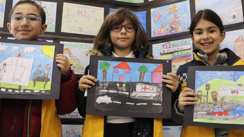 Samsun'da öğrencilerin gözünden '112'