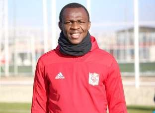 Sivassporlu Kone: 'Hedefimiz ilk yarıyı lider bitirmek'