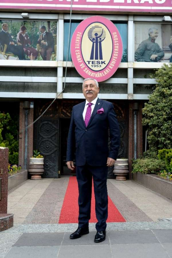 TESK Başkanı Palandöken: 'Yeni yıl indirim kampanyalarına dikkat'