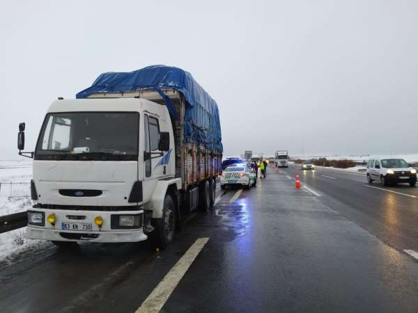 Bolu'da TEM Otoyolu'nda kaza: 1 ölü