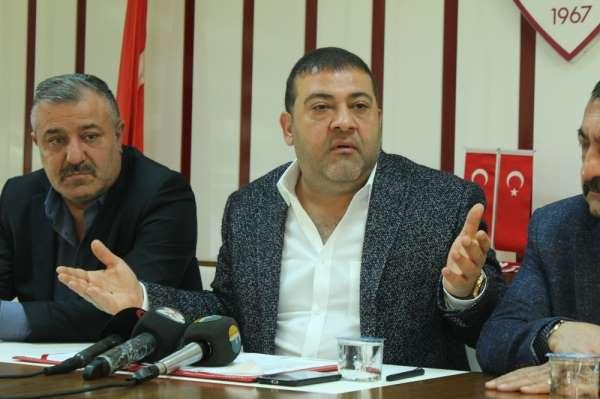 Elazığspor'a 3 dönem geçici transfer yasağı