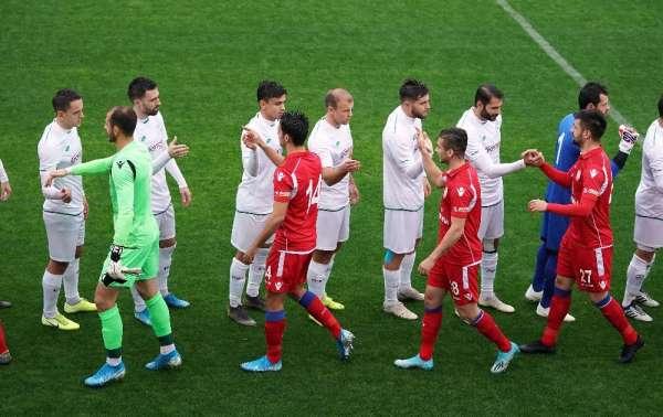 Hazırlık maçı: Konyaspor: 2 - Altınordu: 1