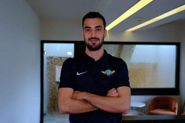 """(Özel haber) Alperen Babacan: """"Asıl lig ikinci yarı başlıyor"""""""