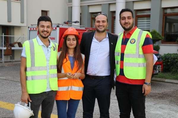 Toros Üniversitesi İSG mezunu Türkiye birincisi oldu