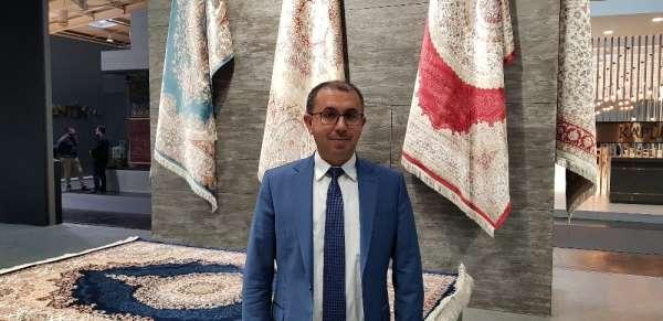 Türk halı markaları 2020 koleksiyonlarını Almanya'da görücüye çıkarıyor