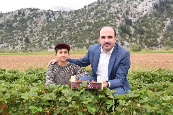 Konya Büyükşehirden 2020de çiftçilere 7 milyon lira destek