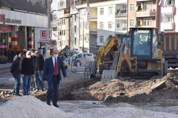 Niksar'da 11 milyon 118 bin 135 Euro bedelli proje
