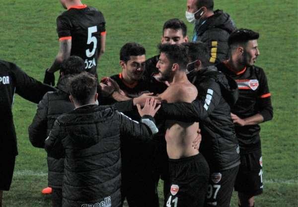 TFF 1. Lig: Ankaraspor: 0 - Adanaspor: 2