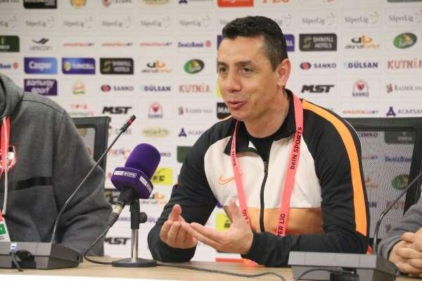 Gabriel Margarit: 'Taktik olarak bugün kusursuz oynadık'