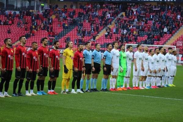 TFF 1. Lig: Eskişehirspor: 0 - Giresunspor: 2