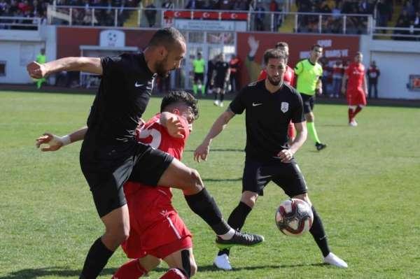 TFF 1. Lig: Sancaktepe: 0 - Samsunspor: 1