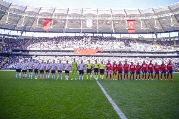 Vodafone Kupası: Beşiktaş: 0 - Atletico Madrid: 2