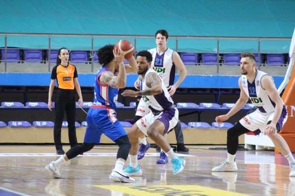 Basketbol Süper Ligi: HDI Sigorta Afyon Belediyespor: 103 - Anadolu Efes: 85