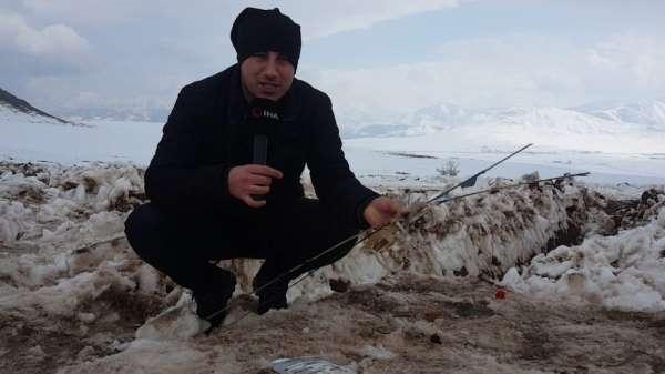 Türkiyeyi yasa boğan helikopter kazasının yaşandığı alan görüntülendi