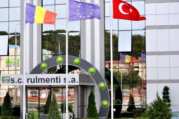 Avrupa'nın en büyük rulman üreticilerinden SC Rulmenti SA'dan ihracata devam mes