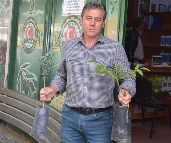 Erdek'te tarımın önemi ortaya çıktı
