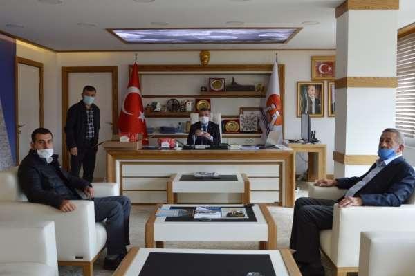 Havza Belediyesine Amasya Şeker'den yerli ve milli Borel desteği