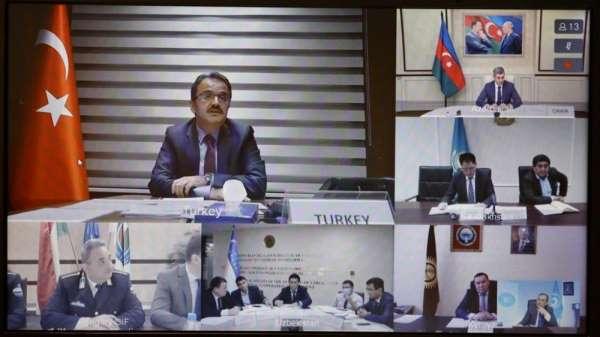 Türk Konseyi Ticaret Bakanları korona virüs önlemlerini görüştü