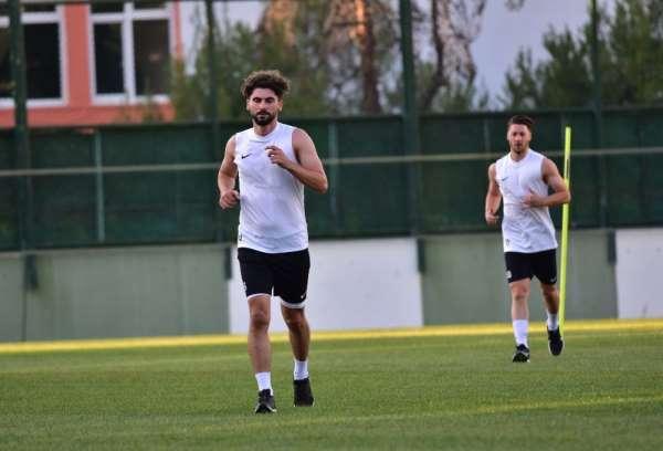 Manisa FK'da hazırlıklar devam ediyor