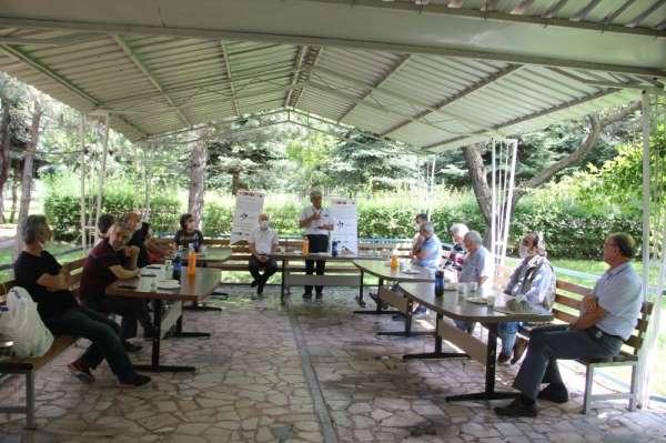 Erciyes Üniversitesi İlahiyat Fakültesi'nde Erasmus+ Proje Tanıtım Toplantısı ya
