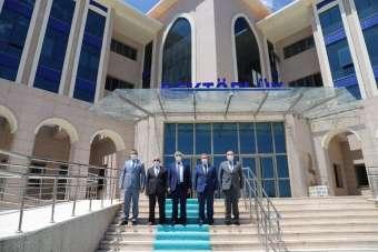Trakya Üniversiteler Birliği'nin 17. Üst kurul toplantısı, Kırklareli Üniversite