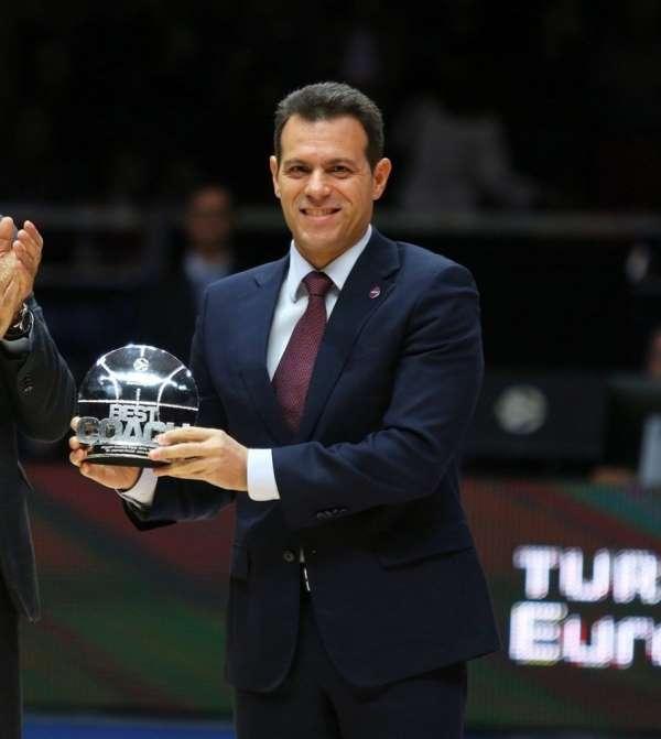 Dimitris Itoudis, korona virüse yakalandı