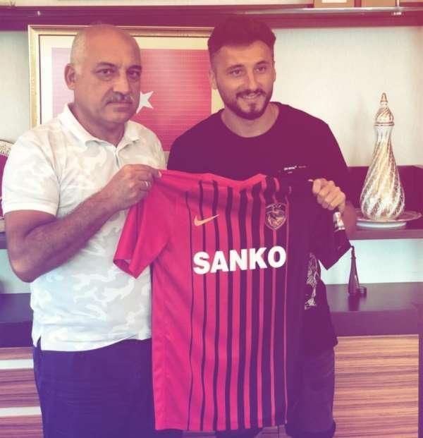 Enver Cenk Kayserispor'a teşekkür etti