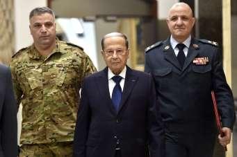 Lübnan Cumhurbaşkanı Avn, Beyrut'taki patlamanın nedeni füze, bomba veya dış etk