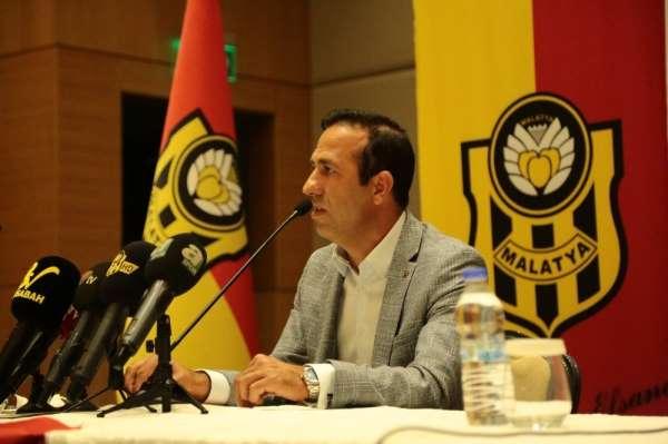Yeni Malatyaspor iddialı bir kadro kuracak
