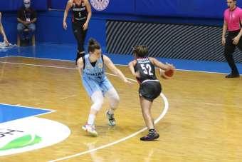 Kadınlar Basketbol Süper Ligi: Hatay Büyükşehir Belediyespor: 90 - Bellona Kayse