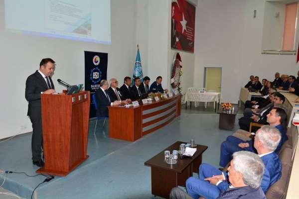 Balıkesir Üniversitesinde 'Meslek Eğitimi' forumu