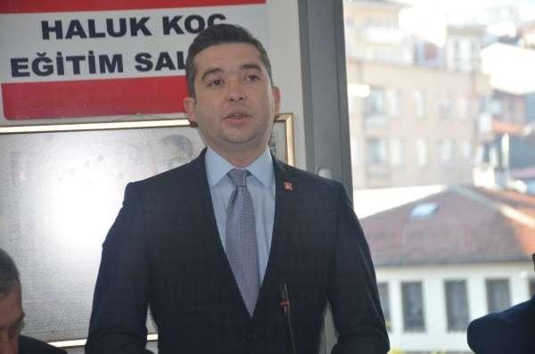 CHP Bilecik Merkez İlçe Başkanlığına aday Melih Karaçam: 'Kazanan CHP olacak'