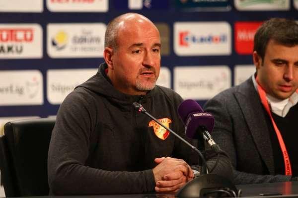 Ersan Parlatan: 'Son haftalardaki çıkışımızı bu maçta devam ettirdik'