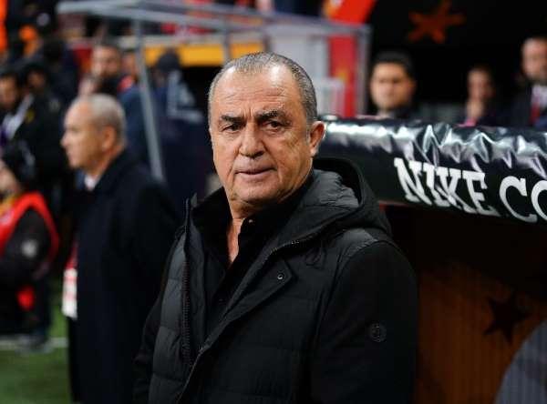 Galatasaray'da 1 değişiklik