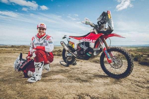 Laia Sanz, Dakar'da kazanarak efsane olmak istiyor
