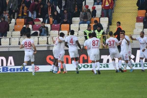 Süper Lig: Yeni Malatyaspor: 1 - DG Sivasspor: 3 (Maç sonucu)