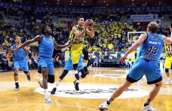 THY Euroleague'de 12. haftanın MVP'si Kostas Sloukas