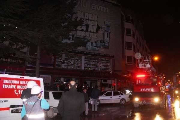 Amasya'da iş yeri yangını: 2 ölü