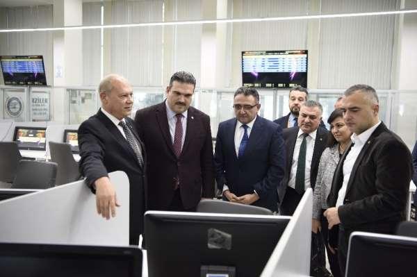 Anadolu Üniversitesi ve ETB arasında paylaşım toplantısı
