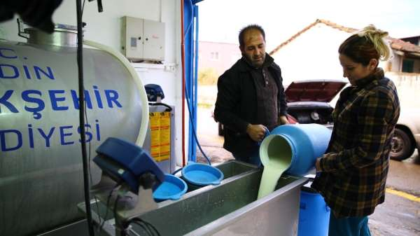 Başkan Çerçioğlu'nun kooperatife desteği sayesinde üreticinin kazancı arttı