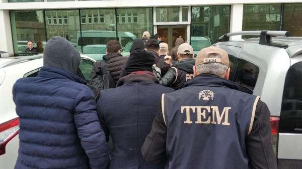 FETÖ'nün mahrem yapılanması operasyonunda 8 kişi serbest