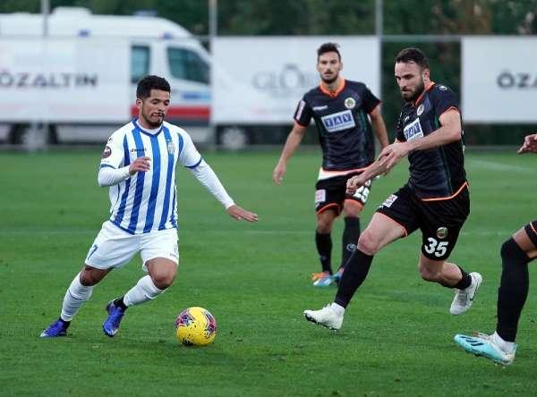 Hazırlık Maçı: Alanyaspor: 2 - FK Tirana: 1