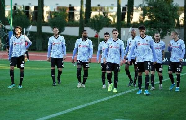 Hazırlık maçı: Beşiktaş: 2 - Mezokövesd: 0
