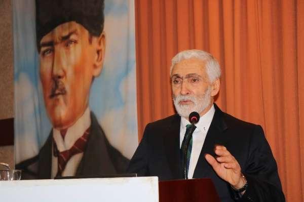 Prof. Dr. Şahinoğlu'na emeklilik ve veda töreni