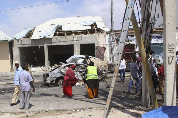 Somali'deki bombalı saldırıda 3 kişi öldü