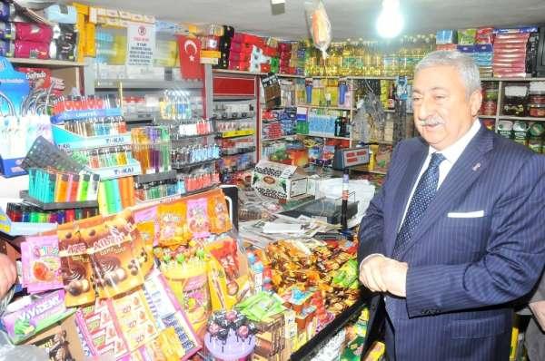 """TESK Genel Başkanı Palandöken: """"Temel gıda ürünlerindeki KDV oranı düşürülmeli"""""""